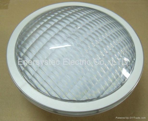 Par56 LED Pool Lighting 316 Stainless Steel plastic 4