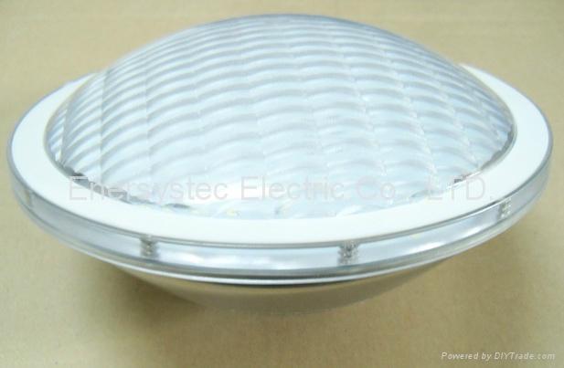 Par56 LED Pool Lighting 316 Stainless Steel plastic 2
