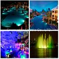 Par56 LED Pool Lighting 316 Stainless Steel plastic 11