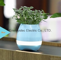 Music Plant Pot with Blu