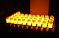 LED Flame Effect Light Bulb, G-Sensor for Upside Down Lights