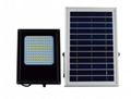 Solar LED Flood Light Outdoor, 15W Light Power, Auto ON/OFF, Dusk to Dawn Light