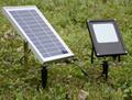 太陽能氾光燈 2