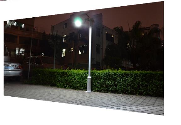 太陽能氾光燈 6