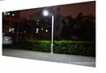 Solar LED Flood Light Outdoor, 15W Light Power, Auto ON/OFF, Dusk to Dawn Light