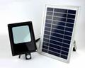 Motion Sensor Solar LED Floodlight,IP65,