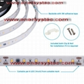 120V Flexible LED Strip Light, Dimmable by Wall Triac Dimmer, No Need LED Driver