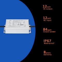 12VAC to 12VDC Converter Power Supply