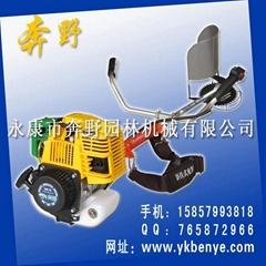四沖程小型小麥收割機