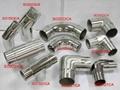 Stainless steel rail armrest 2