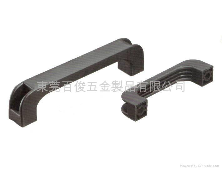 脫蠟精密鑄造不銹鋼門拉手鑄件 4