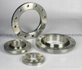 Lost wax casting precision casting stainless steel flange of the casting