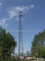 telecom steel tower