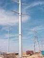 monopole steel tower