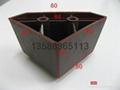 三角塑料沙發腳 5