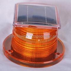 Solar buoy light