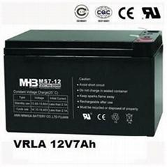VRLA Battery 12V7Ah