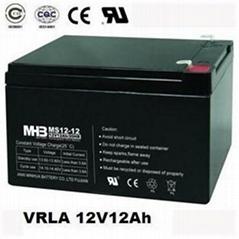 lead acid battery 12V12Ah