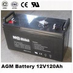 Deep Cycle Solar Battery