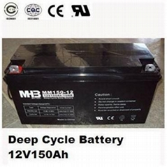 AGM GEL Battery
