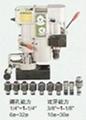 供应携带式磁性钻床攻牙机