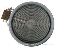 德國EGO電陶爐發熱盤1800W,1200W,2300W,原裝正品,單圈爐芯