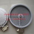 德国EGO电陶炉发热盘1800W,1200W,2300W,原装正品,单圈炉芯 4