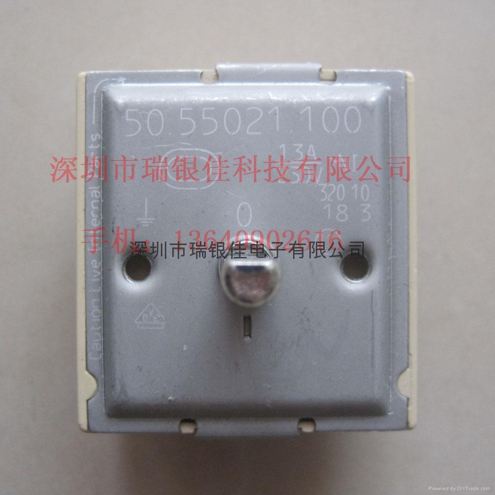 EGO双圈电陶炉盘2200W 2