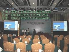 東莞大屏幕投影系統出租