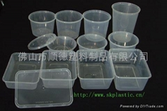 takeaway plastic food containers