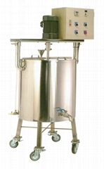 Heating System Mixing Machuine(Vertical Type)
