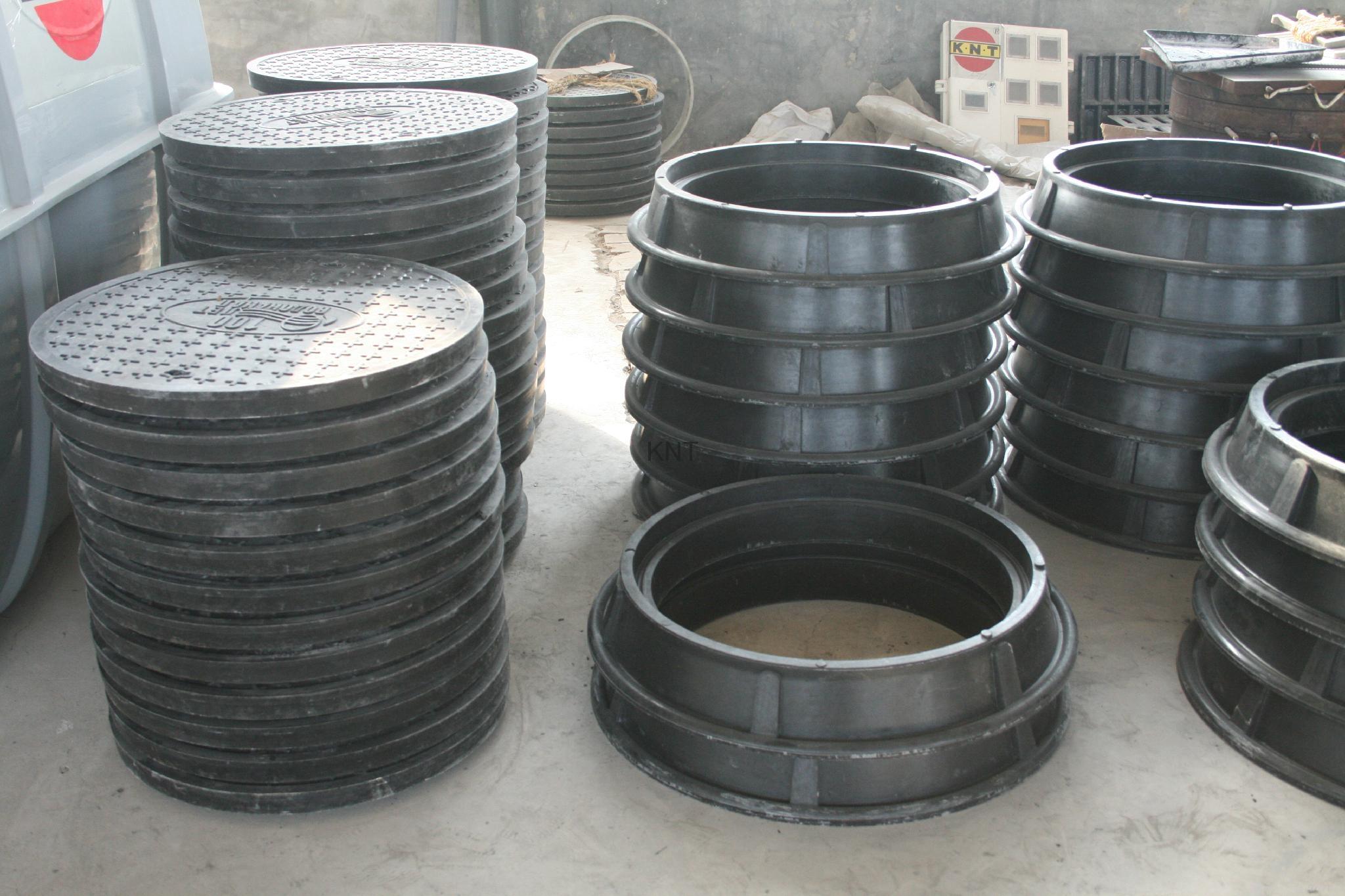 FRP manhole cover 5