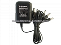AC05--guitar effect pedal AC-adapter (5