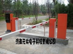濟南智能停車場系統