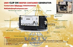 reefer container generator