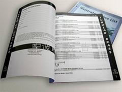 產品說明書設計印刷