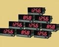 3 1/2電壓、電流顯示器