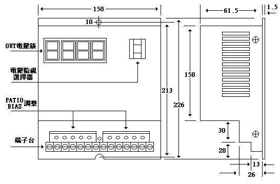 比例连动--比例连动控制盘 2