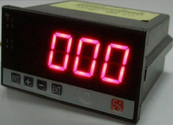 顯示型計數器 1