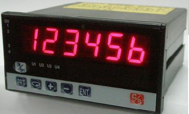 顯示型高速計數器 1