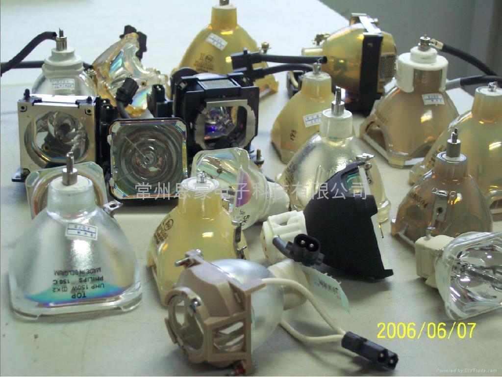 常州索尼SONY投影儀燈泡 2