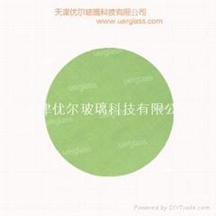 绿色研磨片(2英寸)