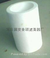 玻纤烧结管滤芯