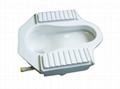 节水型自动蹲便器 1