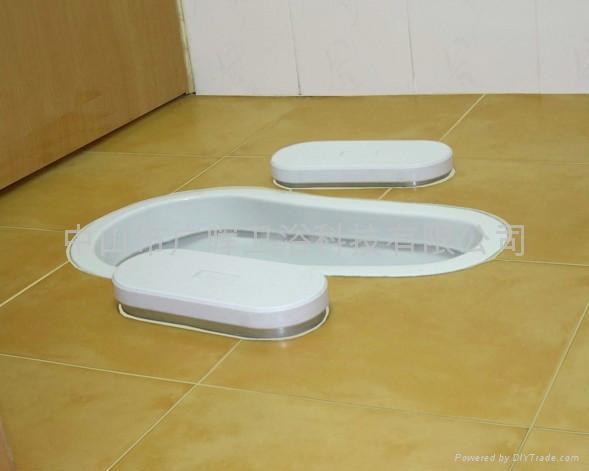 踏板式冲水器 1