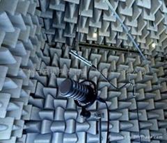 消音室聲學設計和建造