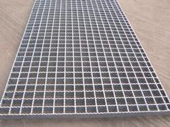 鍍鋅格柵板概述