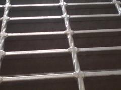热镀锌钢格板特点