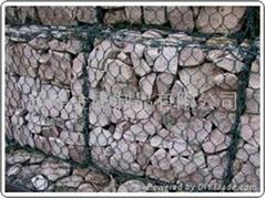 pvc石籠網