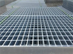热镀锌钢格栅板